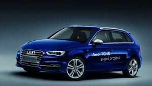 Audi w ślad za Mercedesem. A3 zasilane gazem ziemnym