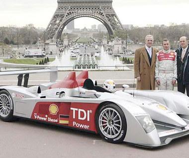 Audi z Dieslem w Le Mans!