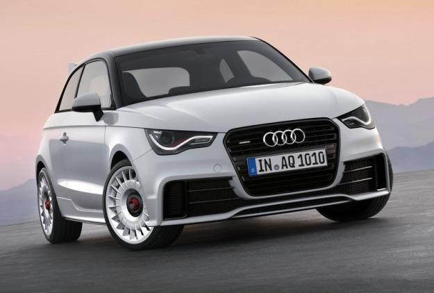 Audi zaprezentuje wkrótce model S1 /