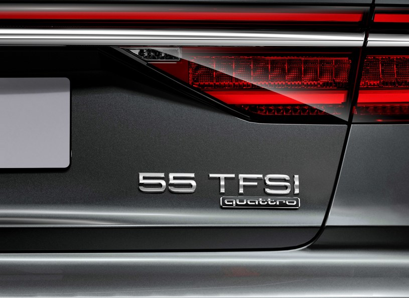 Audi zmienia oznaczenie swoich modeli /