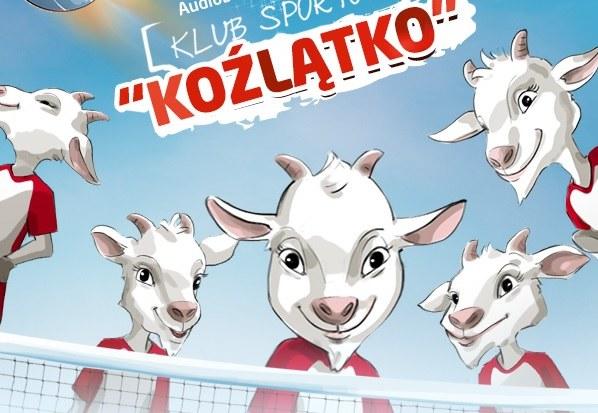 """Audiobook """"Klub Sportowy Koźlątko"""" /RMF FM"""