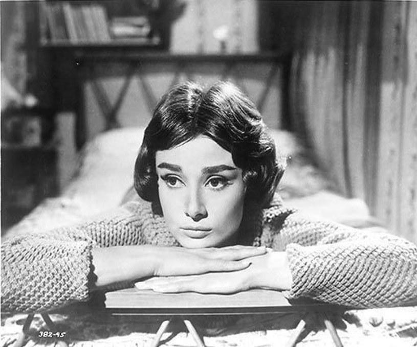Audrey Hepburn była w czasie wojny o włos od śmierci /EastNews /East News