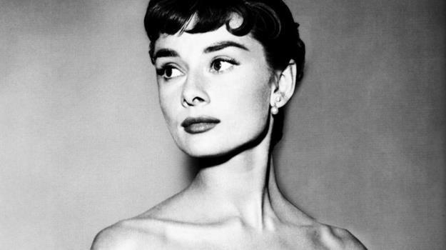 "Audrey Hepburn - ""dobra mieszanina wad""? /"