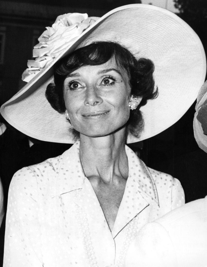 Audrey Hepburn /Keystone /Getty Images