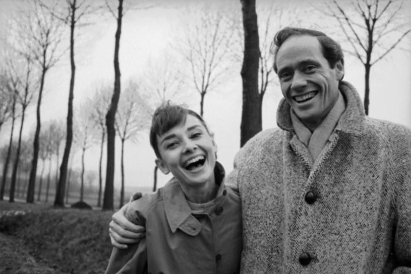 Audrey i Mel Ferrer /Michael Ochs Archives /Getty Images
