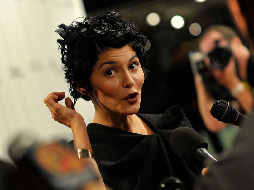Audrey Tautou jest bardzo podobna do Coco Chanel. W filmie wystarczyła niewielka charakteryzacja.  /Getty Images/Flash Press Media