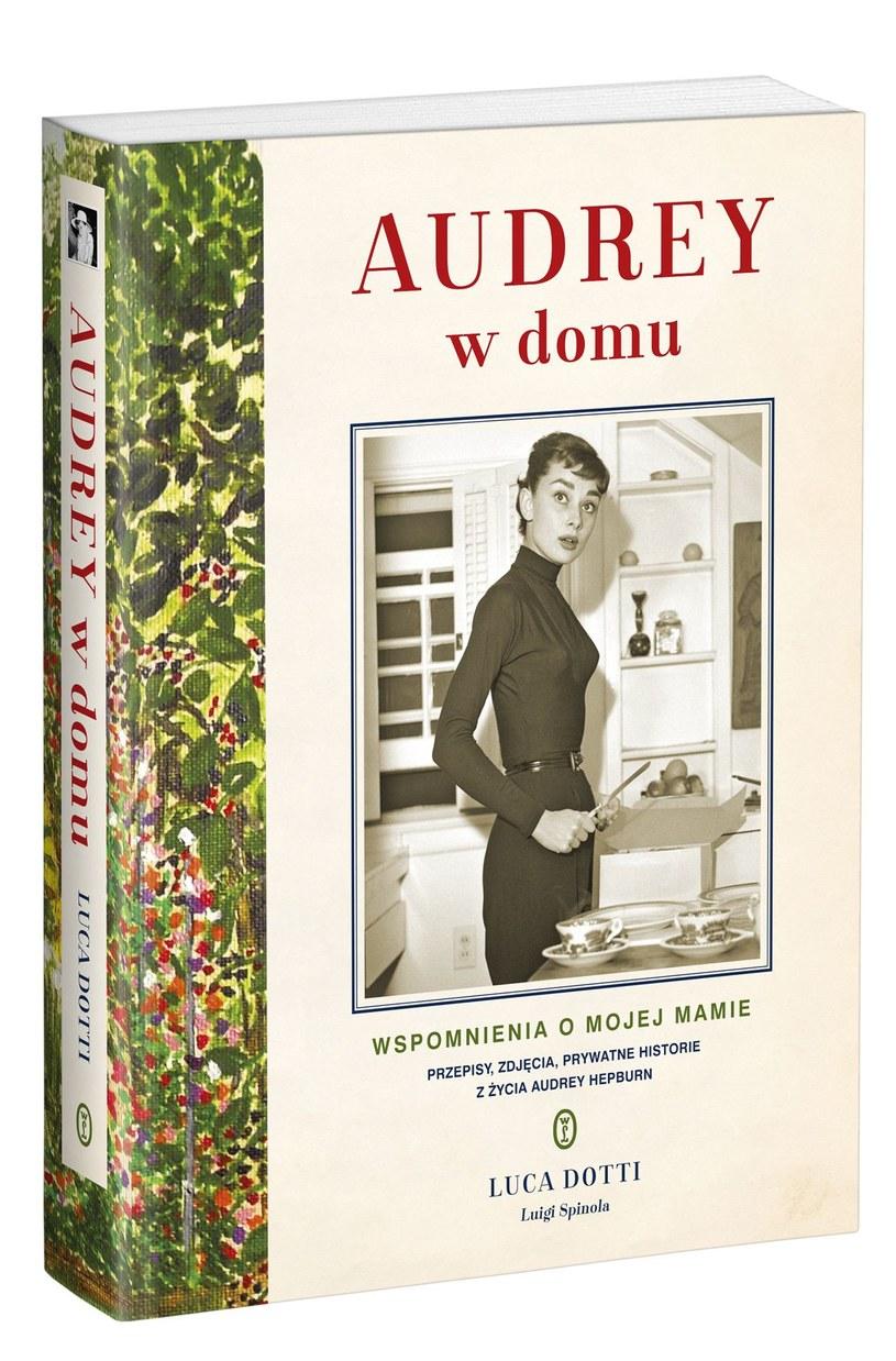 Audrey w domu, Luca Dotti /Wydawnictwo Literackie