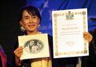 Aung San Suu Kyi pozbawiona tytułu Ambasadora Sumienia