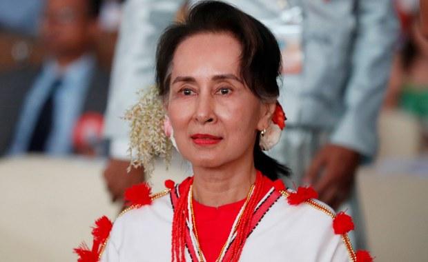 Aung San Suu Kyi wykluczona spośród laureatów nagrody Sacharowa