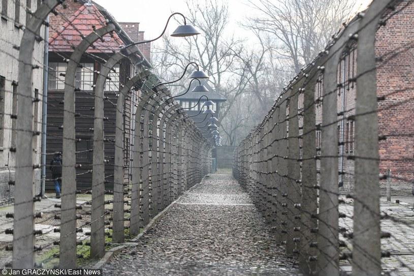 Auschwitz - niemiecki obóz zagłady, nie polski /Jan Graczyński /East News