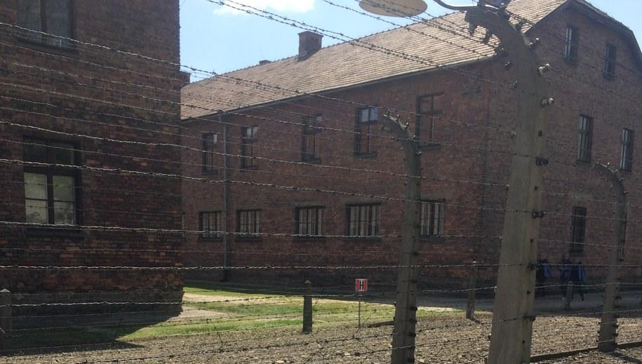 Auschwitz /Archiwum RMF FM