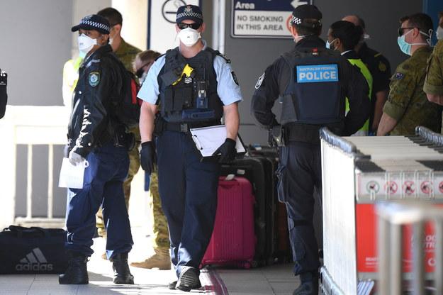 Australia domaga się od krajów WHO poparcia niezależnego śledztwa ws. pandemii /Dan Himbrechts /PAP/EPA