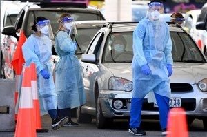 Australia:  Wzrost infekcji w stanie Wiktoria. Pomimo surowego lockdownu
