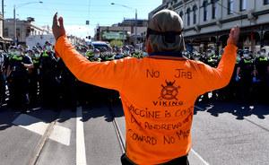 """Australia: Zamieszki w Melbourne. """"To wygląda jak początek rewolucji"""""""