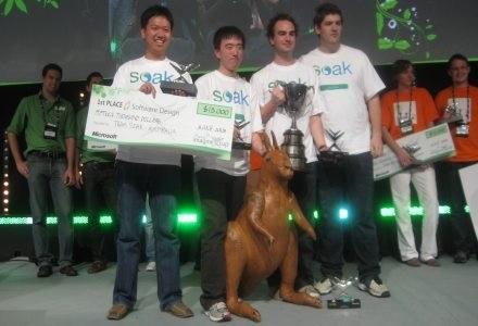Australia zdobyła najbardziej prestiżową z nagród - 1. miejsce w Projektowaniu Oprogramowania. /INTERIA.PL