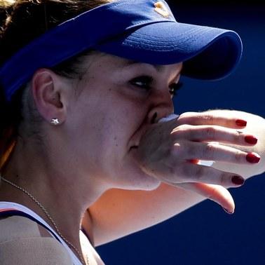 Australian Open 2014. Agnieszka Radwańska: Z tyłu głowy zostanie, że miałam szansę