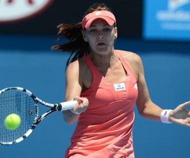 Australian Open: Agnieszka Radwańska bez straty seta w drugiej rundzie