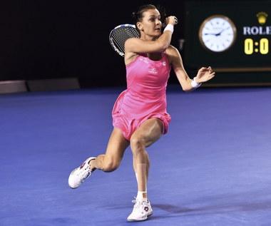 Australian Open. Agnieszka Radwańska - Serena Williams 0:6, 4:6 w półfinale