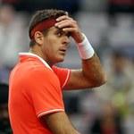 Australian Open. Del Potro nie wystartuje w turnieju