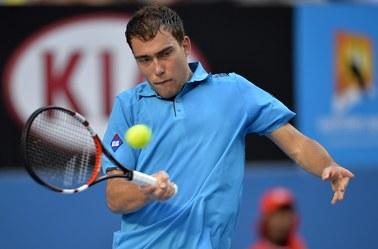 Australian Open: Jerzy Janowicz w trzeciej rundzie!