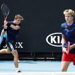 Australian Open. Lorens awansował do półfinału juniorskiego debla