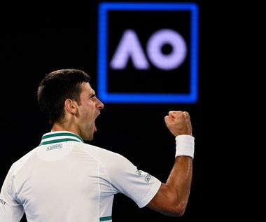 Australian Open. Novak Djoković wygrywa 18. turniej wielkoszlemowy w karierze