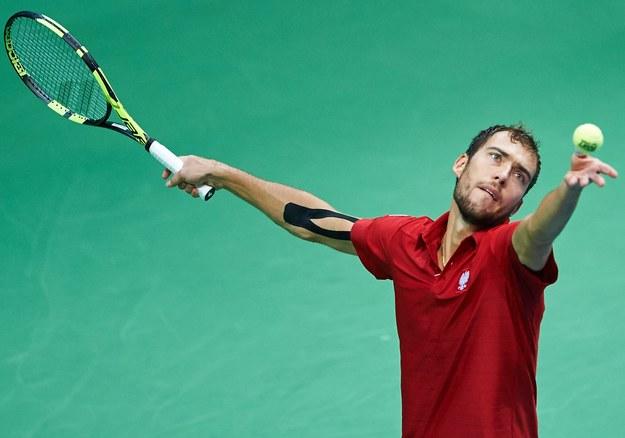 Australian Open: Pech Jerzego Janowicza w losowaniu. Trafił na Johna Isnera