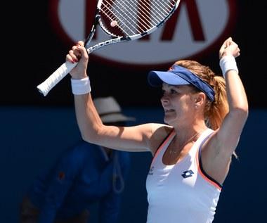 Australian Open - pierwszy półfinał Agnieszki Radwańskiej w Melbourne!