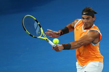 Australian Open. Rafael Nadal po raz szósty w półfinale w Melbourne