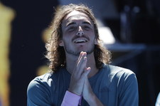 Australian Open. Stefanos Tsitsipas pierwszym Grekiem w wielkoszlemowym półfinale
