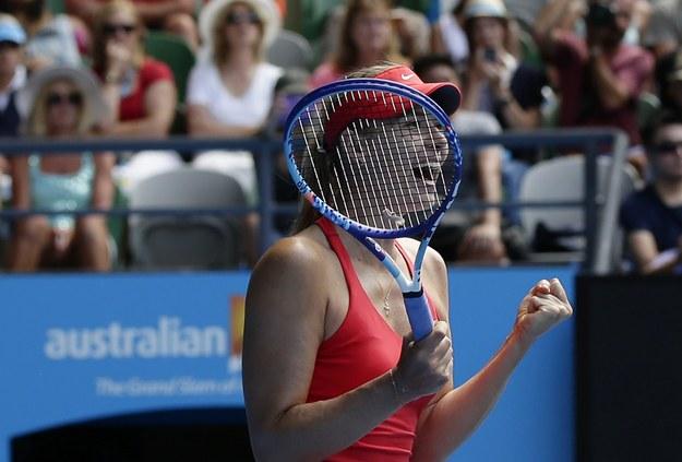 Australian Open: Szarapowa po raz czwarty w finale