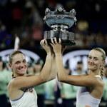 Australian Open. Timea Babos i Kristina Mladenovic triumfowały w deblu