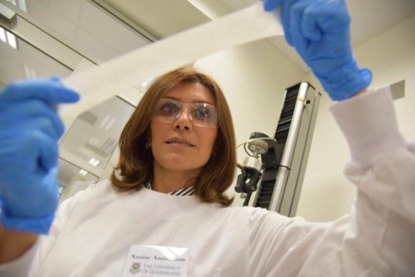 Australijscy naukowcy opracowali innowacyjne prezerwatywy /materiały prasowe