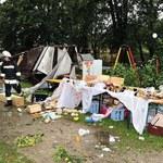 Austria, Czechy, Węgry: Nawałnice, zablokowane autostrady, brak prądu