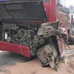 Austria: Pięć osób rannych w wypadku polskiego autokaru