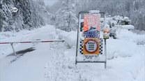 Austria pod śniegiem. Hotelarze liczą straty