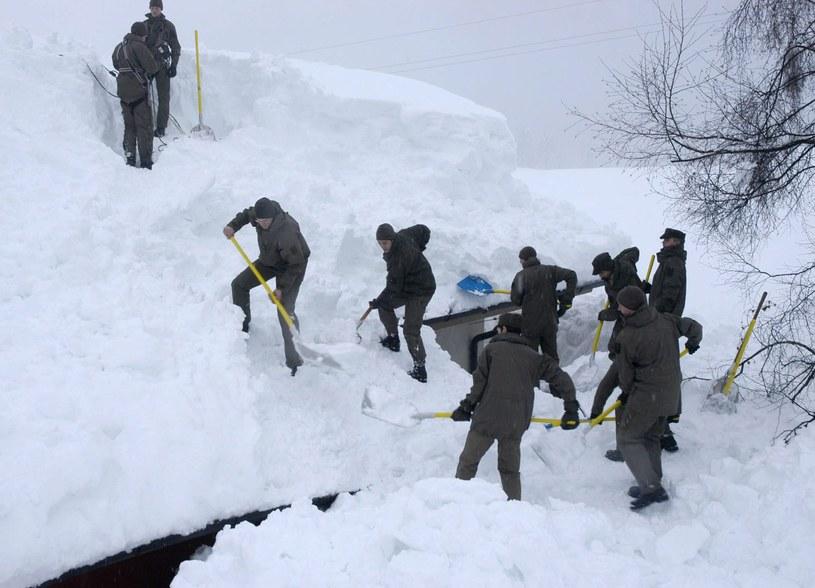 Austria usuwa skutki zimy /PAP/EPA