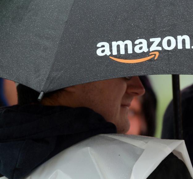 Austriacka organizacja zarządzająca prawami autorskimi wygrała z Amazon /AFP