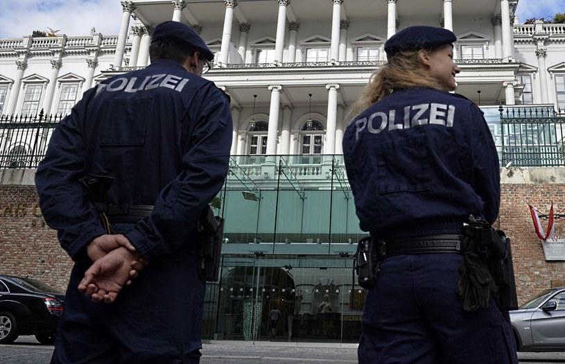 Austriackie służby są w gotowości /AFP