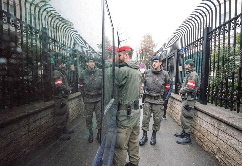 Austriackie wojsko /PAP