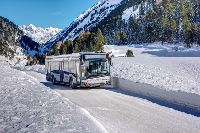 Austriacy kupią od Solarisa ponad 180 autobusów. /materiały prasowe