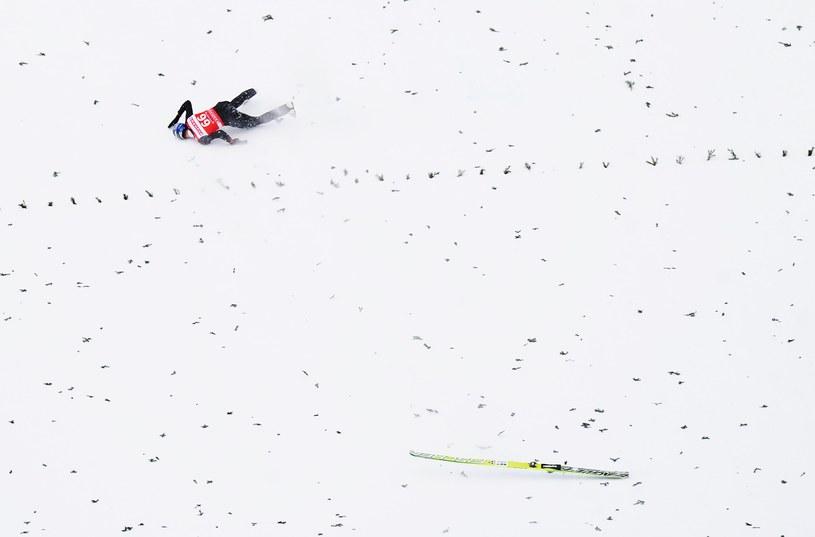 Austriak Thomas Morgenstern /AFP