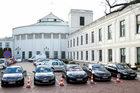 Auta dla rządu za 31,5 mln zł. Rozstrzygnięto przetarg