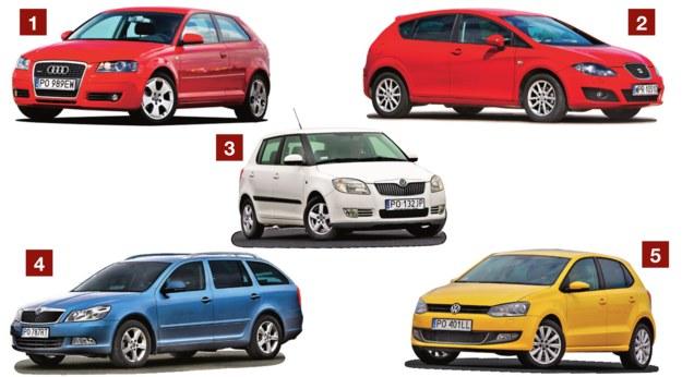 auta z dieselgate /Motor