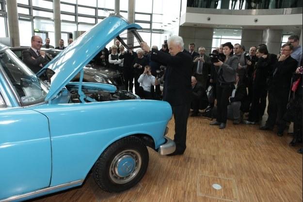 Auto, jak na swój wiek, jest w dobrej kondycji technicznej /