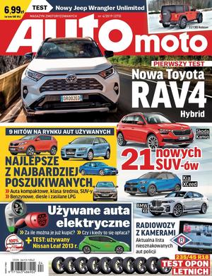 """""""Auto Moto"""" 04/2019 /Auto Moto"""