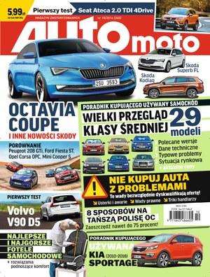 auto moto 10/2016 /Auto Moto