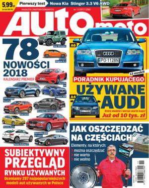"""""""Auto Moto"""" 11/2017 /Auto Moto"""