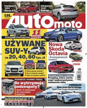 auto moto 11/2018 /Auto Moto