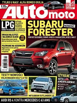 """""""Auto Moto"""" 12/2012 /Auto Moto"""